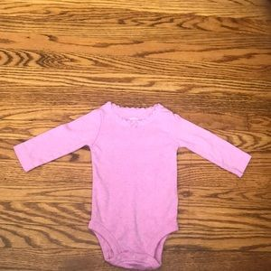 💖Baby girl long sleeve bodysuit 💖